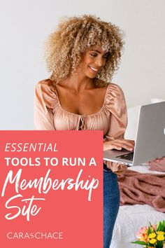 Wanting to grow your course into a membership site but not sure where to start? Read the blog on how to effectively decide which 7 tools are needed to run a successful membership site. Cara Chase has done the hard work researching each of these tools to create a foolproof roadmap to follow.