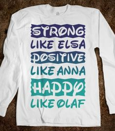 Strong, Positive, And Happy - Nerds are Cool - Skreened T-shirts, Organic Shirts, Hoodies, Kids Tees, Baby One-Pieces and Tote Bags