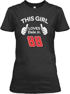 This Girl Loves Dale Jr.!!