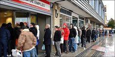 El paro sube en casi 80.000 personas en septiembre hasta los 4.705.279 desempleados vía @cerestv