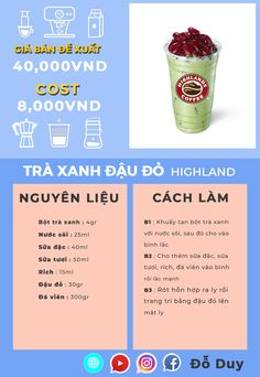 What you need to know about coffee and coffee drinking Coffee Shop Business, My Coffee Shop, Milk Tea Recipes, Coffee Recipes, Highlands Coffee, Bubble Tea Shop, Vietnamese Dessert, Drink Photo, How To Order Coffee