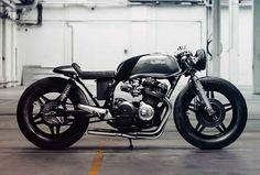 Custom Honda CB750 by Hookie Co. - Men's Gear