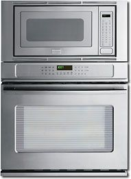 Wall Oven / Microwave combo  Frigidaire $2,699.99 Expensive!  Should try to find out how much it would cost to replace JUST the microwave or JUST the oven if either ever broke.