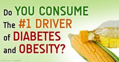 Guess the number 1 driver of obesity and diabetes? Fructose. Not just any kind of fructose… PROCESSED fructose.