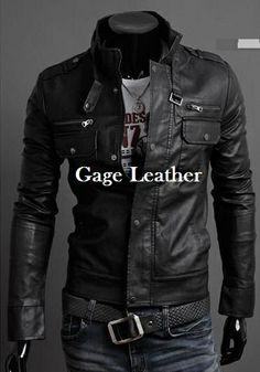Jaket Kulit Asli Domba Kode Gage 25 Untuk Pemesanan Silahkan Hubungi www.gageleather.com #leatherjacket #gageleather