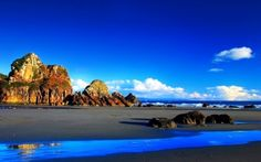 Earth - Beach Wallpapers and Backgrounds