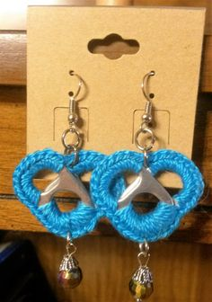 Heart Pop Tab Earrings by LilWhiteDoveCrafts on Etsy