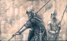 TLD Intro: Gondor by Merlkir.deviantart.com on @deviantART