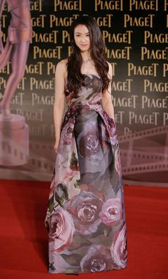 Chinese actress Tang Wei, as della? .