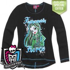 Блуза Monster High - Франки Щайн Graphic Sweatshirt, Sweatshirts, Sweaters, Fashion, Moda, Fashion Styles, Trainers, Sweater, Sweatshirt