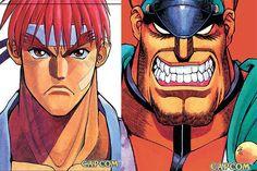 Crítica   Street Fighter Alpha (