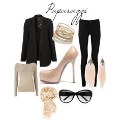 Love this outfit! Fun for work!