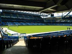 Estádio Stamford Bridge, a casa do Chelsea - Estádios Efeito Fúria #london #chelsea #soccer #futebol
