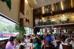Restaurante Piscis Colina de Mocuzari 105 y 107 53140 Naucalpan de Juárez 55626995 / 53932990 www.restaurantepiscis.com.mx