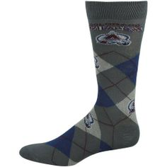 Colorado Avalanche Argyle Team Logo Tall Socks - Gray/Navy Blue by For Bare Feet. $9.95. Philadelphia Flyers Argyle Team Logo Tall Socks - Black/GrayElastic cuffs75% Rayon/25% Stretch nylonMade in the USAWoven graphicsOfficially licensed NHL productFits men's shoe sizes 10-1375% Rayon/25% Stretch nylonElastic cuffsWoven graphicsFits men's shoe sizes 10-13Made in the USAOfficially licensed NHL product