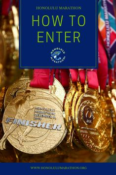 Pre-register to get notified of the best entry rates and for a chance to win a free entry! Find out more here! Long Distance Running, Weekend Events, Free Entry, Marathon Running, Christmas Bulbs, Hawaii, Holiday Decor, Christmas Light Bulbs, Hawaiian Islands