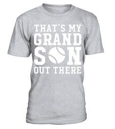My Grandson Cute Grandparents Grandma Grandpa T-Shirt  #grandparents #grandparentsday #grandpa #grandma #papa #nana