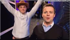 A collection of pics and gifs so you can be blessed with Ant and Dec. Declan Donnelly, Ant & Dec, Tv Presenters, Read News, Damon, Ants, Comedians, Fanfiction, Blessed