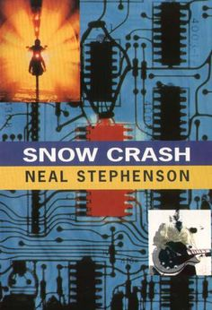 Neal Stephenson - Snow Crash the loop from Origin of Consciousness comes round again