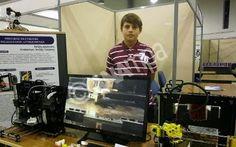 ΠΑΡΕΜΒΑΣΕΙΣ ΣΤΗΝ ΕΠΙΚΑΙΡΟΤΗΤΑ: Εφτιαξε τρισδιάστατο εκτυπωτή 14χρονος