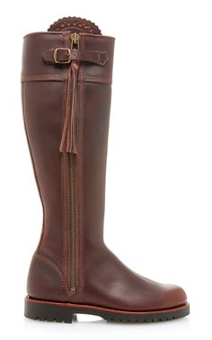 Long Tassel Boot by PENELOPE CHILVERS for Preorder on Moda Operandi