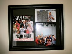"""Indie Artist """"Mainlan"""" is proud of our work, he places his accomplishments of being in our magazine, in a beautiful frame to showcase to his family.  This is what our job is about! #Priceless #Motivation! www.sm-mag.com"""