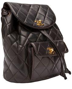 Vintage Chanel Pack