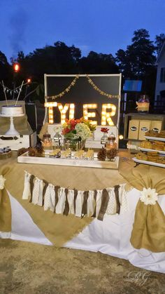When we Are talking about the house decoration, we can't overlook talking about the Sweet Sixteen Backyard Party Ideas. Backyard -- the outside side of their Backyard Bonfire Party, Bonfire Lit, Bonfire Birthday, Backyard Birthday Parties, 16th Birthday, Bonfire Parties, Fun Backyard, Birthday Ideas, Concrete Backyard