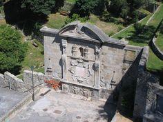 Chafarizes, Fontes e Fontanarios de Portugal - jardim das virtudes-Porto
