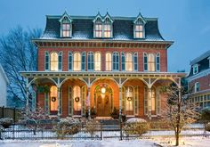 Elevations - traditional - exterior - philadelphia - by Jay Greene Photography