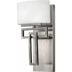 Hinkley HIN-5100AN-LED One-Light Bathroom Light Fixture