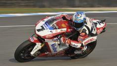 carlos checa - ducati 1098r-2011