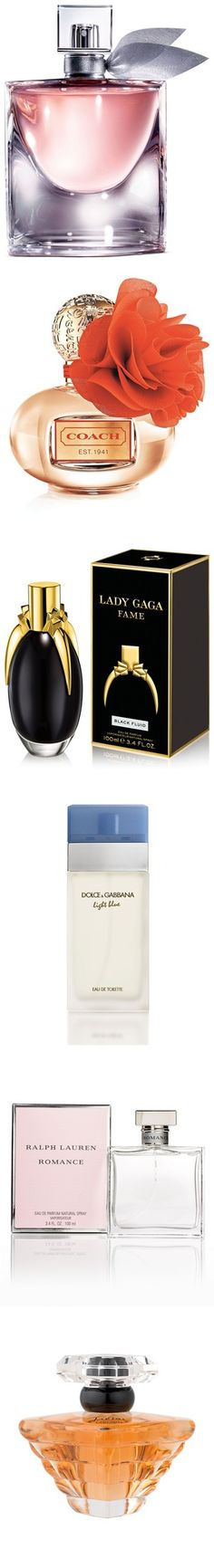 Which of Macy's top selling perfumes would work for you?