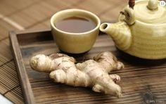 Pour quelles raisons vous devez boire du thé au gingembre