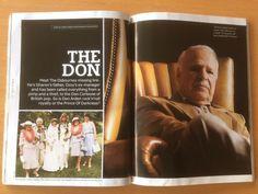 Don Arden - author, journalist, scriptwriter, rock star*