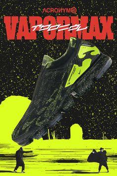 画像: 3/23【【動画】ナイキ×アクロニウム、新作は「A」のカモフラ柄をプリントしたシューズ】 Ad Design, Graphic Design, Air Presto, Sneaker Magazine, Nike Shoes Outlet, Nike Air Vapormax, Nike Fashion, Kicks, Cinema