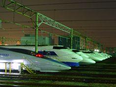 Shinkansen / Bullet trains