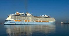 Royal Caribbean International's Newest Cruise Ship, Anthem of the Seas, Offers an Unparalleled Holiday Getaway