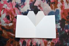 DIY: Easy Valentines day card // A whole Lotte love