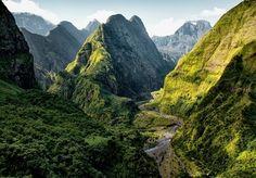 Auf einer Rundreise im eigenen Mietwagen die schöne Insel La Réunion im Indischen Ozean entdecken – inkl. Flügen