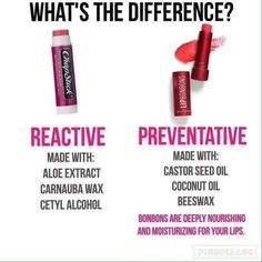 Love the moisture the BonBons give my lips! Click photo to check them out! They can also be tinted!!                                                                                                                                                                                  More