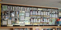 The bfg dream jar display Class Displays, School Displays, Classroom Displays, Classroom Themes, Roald Dahl Day, Roald Dahl Books, Bfg Display, Display Ideas, Bfg Activities