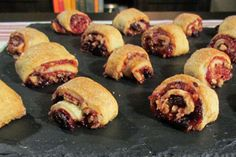 Rugelach or rugela or whatever you want to call it.