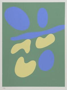 Constellation. 1928-1953. Jean (Hans) Arp - William Weston Gallery