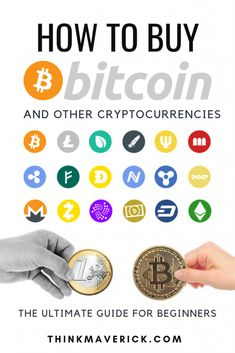 How to Buy Bitcoin and Other Cryptocurrencies. How to buy, sell and trade bitcoin and other cryptocurrencies online.If you're ready to purchase Bitcoin and altcoins, this short guide will help you get started with crypto investment. Everything from choosi Investing In Cryptocurrency, Bitcoin Cryptocurrency, Cryptocurrency Trading, Bitcoin Wallet, Buy Bitcoin, Bitcoin Account, Way To Make Money, Make Money Online, Need Money