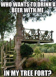 Tree fort meme