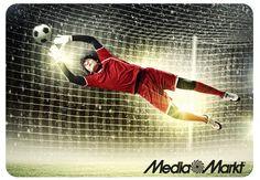 Football / Voetbal - Media Markt
