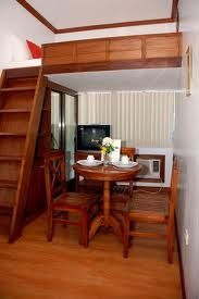high queen bed loft - Google Search
