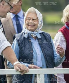 Royal Windsor Horse Show, Berkshire, Britain - 12 May 2016 Queen Elizabeth II 12 May 2016