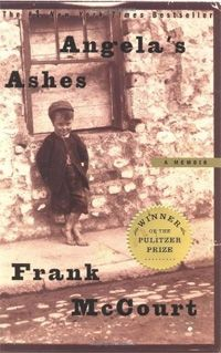 this is a difficult but powerful memoir! It reminds us that love and strength can come out of misery. Love Frank McCourt!